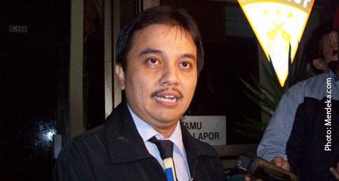 Menteri Pemuda dan Olahraga, Bpk. KMRT Roy Suryo Notodiprojo
