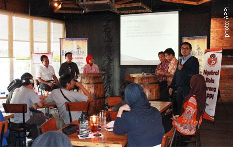 Diskusi Sepakbola Bulanan APPI:  Pengelolaan Keuangan bagi Klub dan Pesepakbola Profesional Indonesia