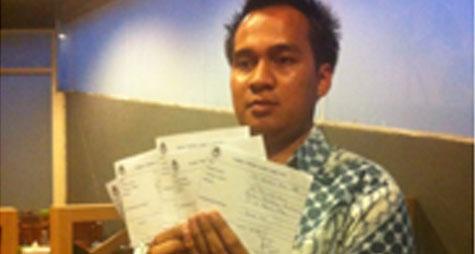 Tim Bantuan Hukum APPI telah menyerahkan Berkas penyelesaian perselisihan ke PSSI