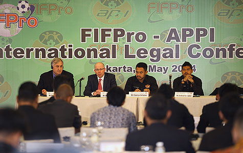 FIFPro APPI International Legal Conference 2014